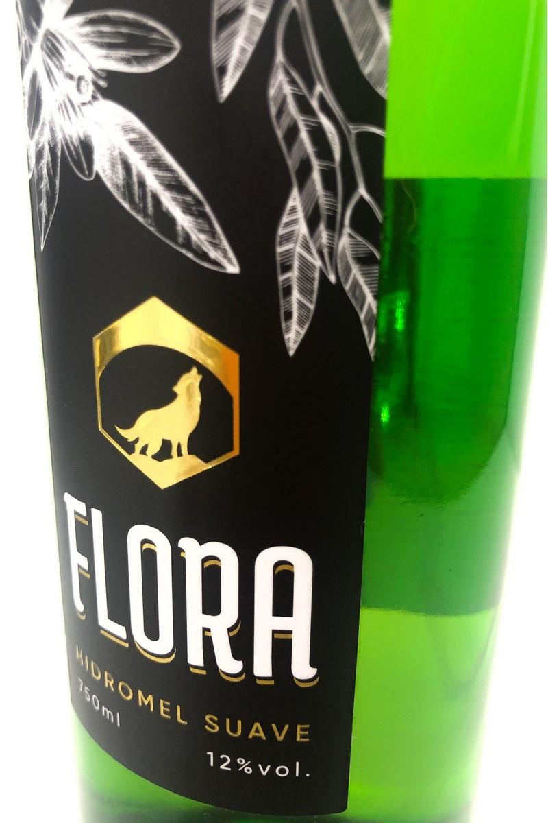Hidromel Flora Suave - Lobos Hidroméis 750ml