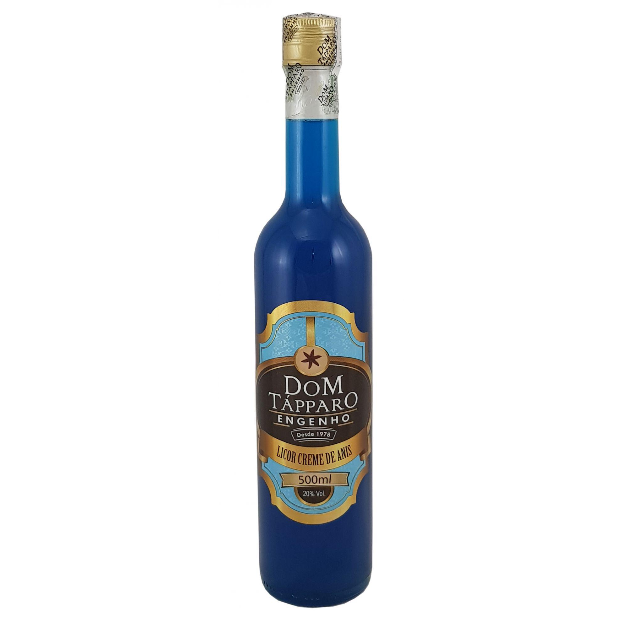 Licor Creme de Anis Dom Tápparo 500ml