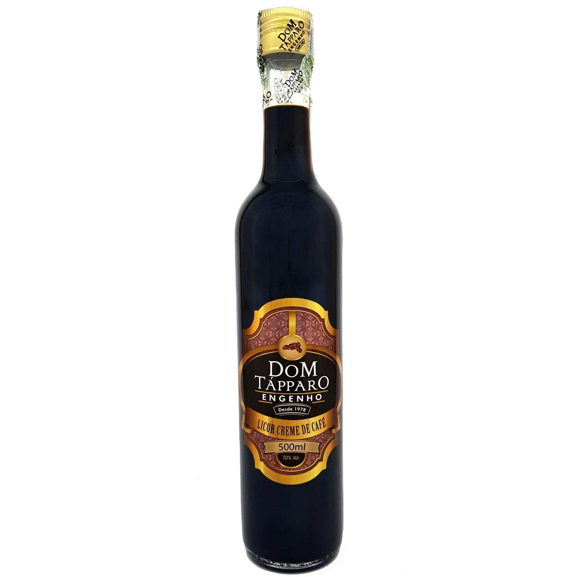Licor Creme de Café Dom Tápparo 500ml