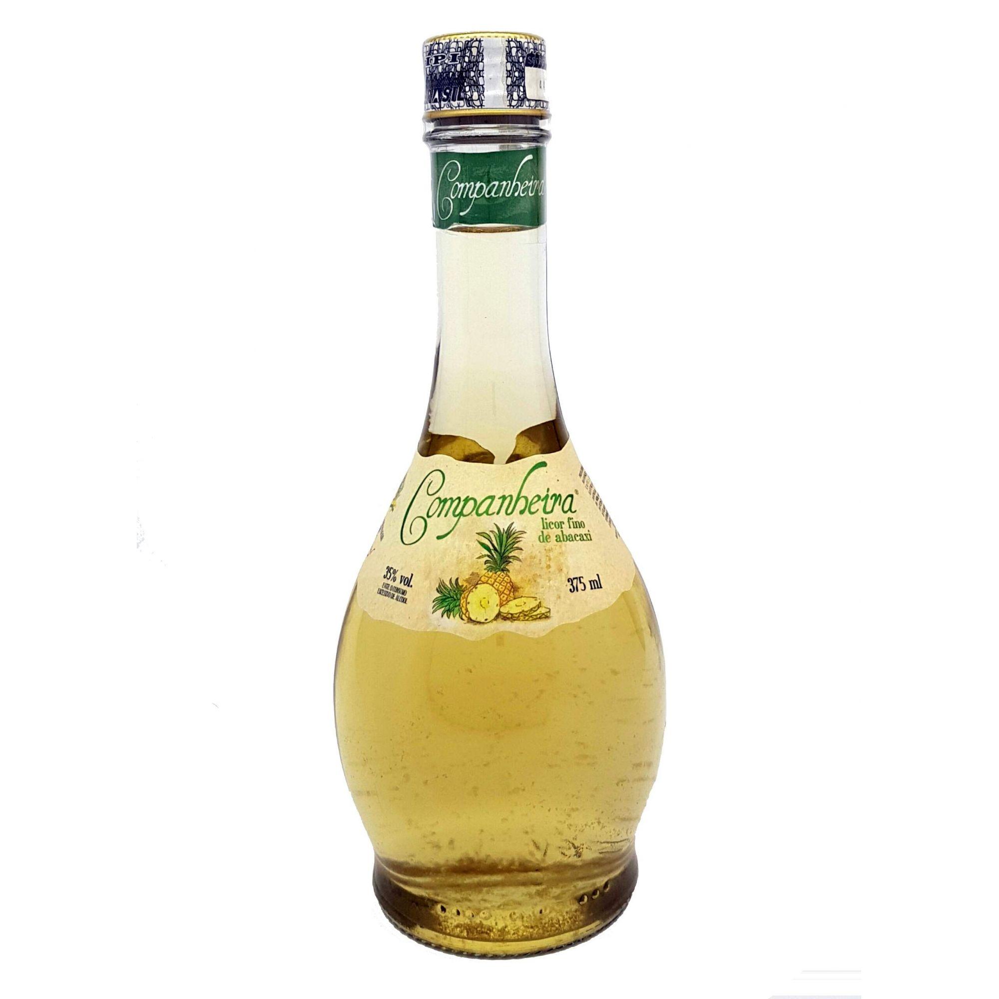Licor Fino de Abacaxi Companheira 375ml