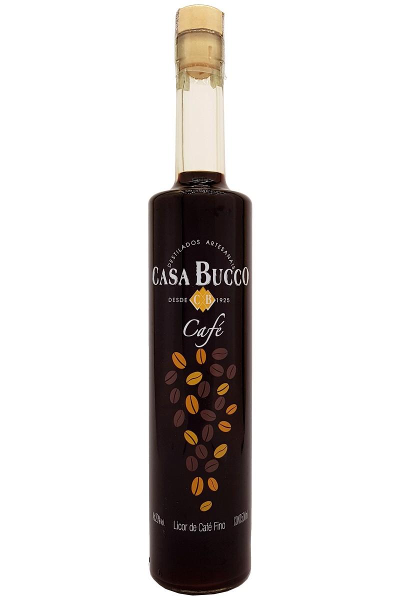 Licor Fino de Café Casa Bucco 500ml