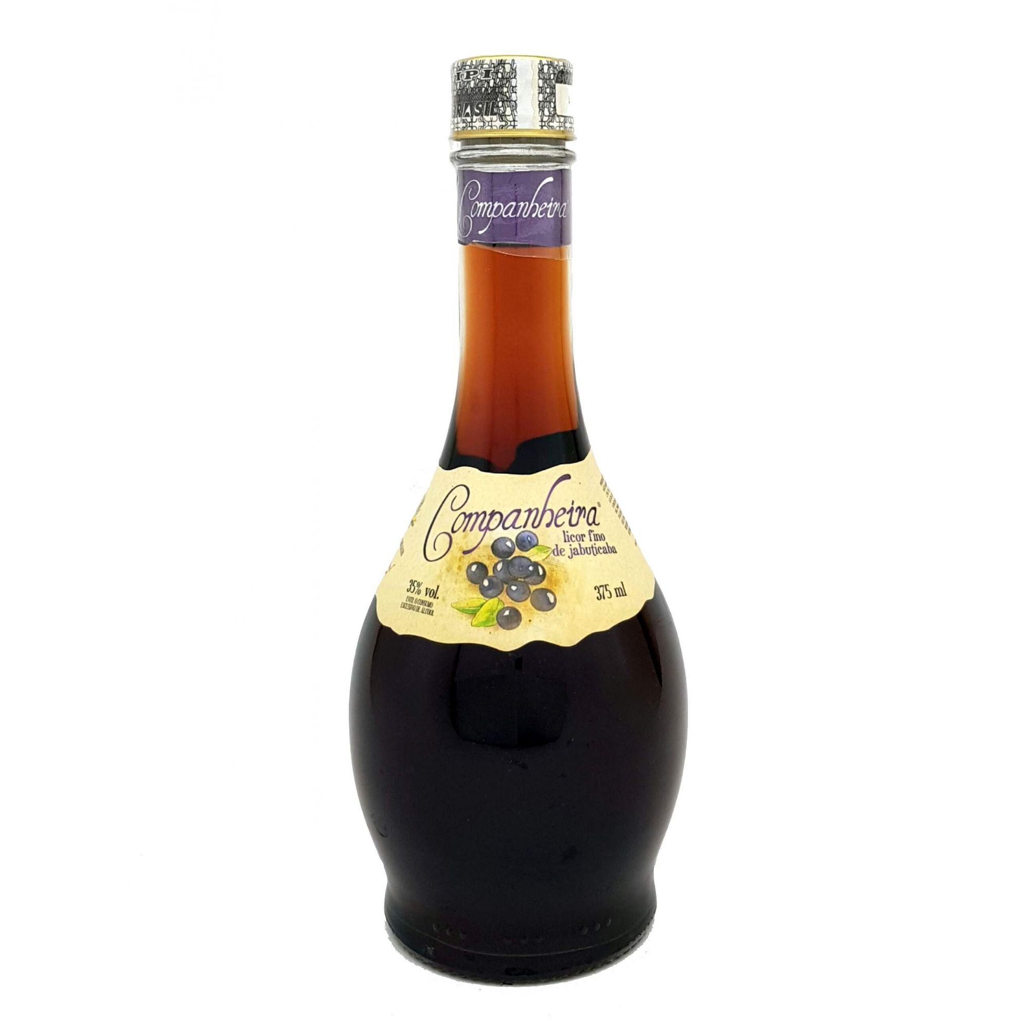 Licor Fino de Jabuticaba Companheira 375ml