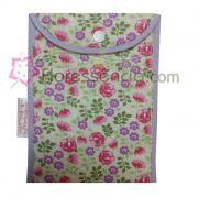 Bolsinha Aluminizada Porta Floral