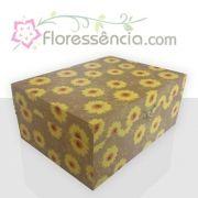 Caixa em MDF para 35 Florais - Florida Girassol