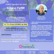 Curso ONLINE TRABALHANDO COM OS 5 ELEMENTOS DA MEDICINA CHINESA E OS FLORAIS DO PACÍFICO com Sabina Pettitt