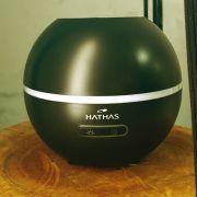 Difusor de Aromas MOON PRETO 5 em 1 - Hathas