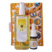 Kit Prosperidade  - Spray Ambiental + Floral Prosperidade + Bolsinha