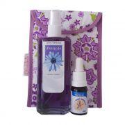 Kit Proteção  - Spray Ambiental + Floral Proteção + Bolsinha