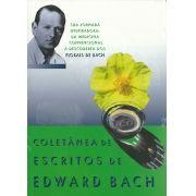 Livro Coletânea de Escritos de Edward Bach