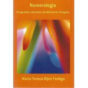 Livro Numerologia - Integrando conceitos de diferentes Terapias - Maria Teresa Bijos Faidiga
