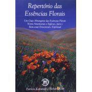 Livro Repertório das Essências Florais - Florais da Califórnia