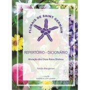 Livro Repertório - Dicionário Florais de Saint Germain