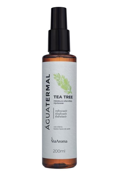 Água Termal com Óleo Essencial de Tea Tree - 200ml