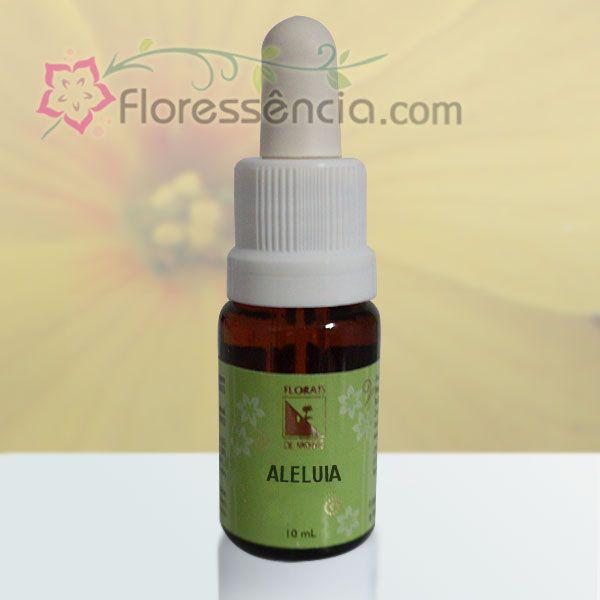 Aleluia - 10 ml  - Floressência