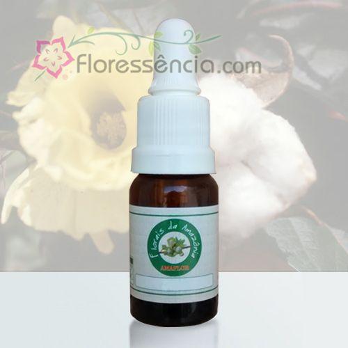 Algodão Roxo - 10 ml  - Floressência
