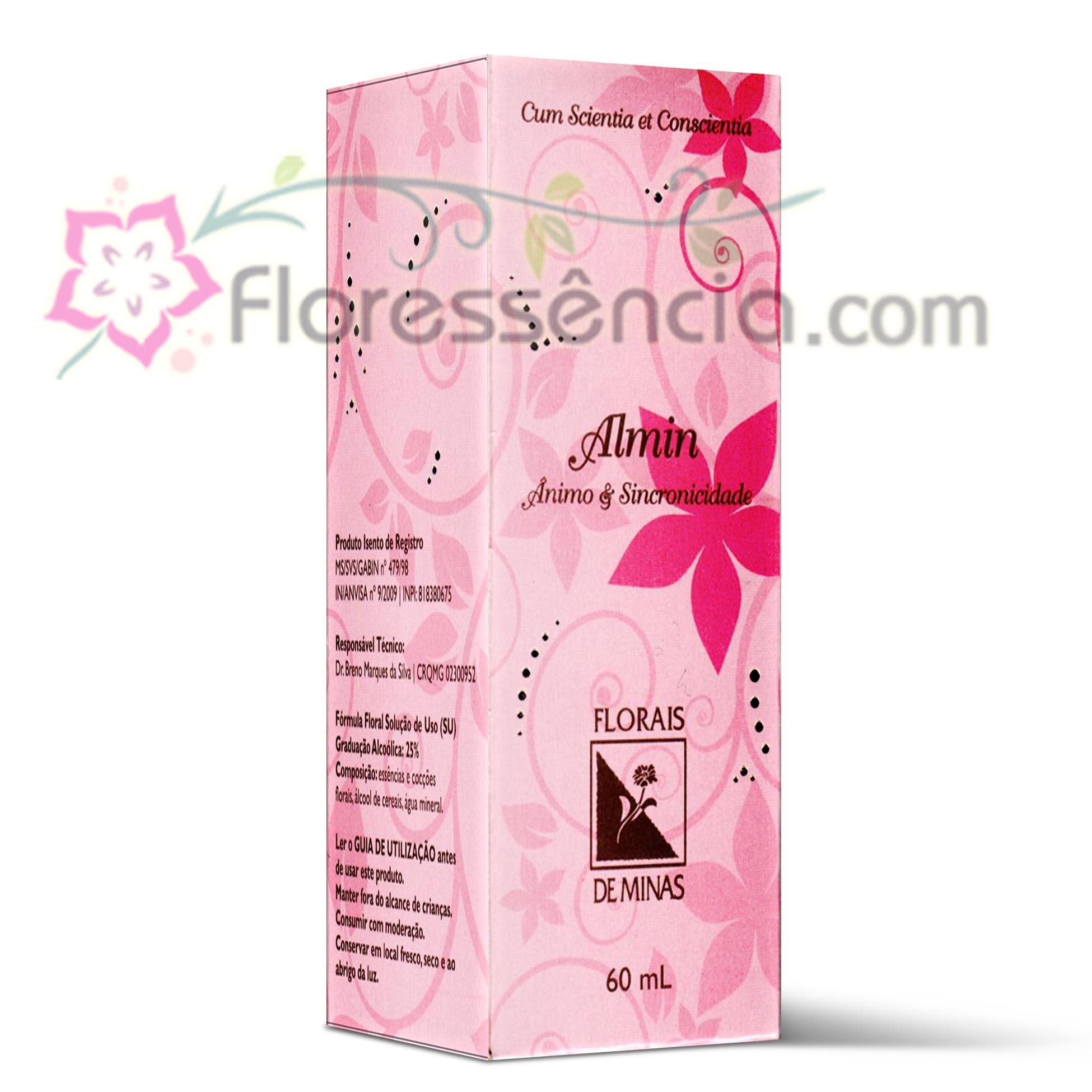 Almin - 60 ml  - Floressência