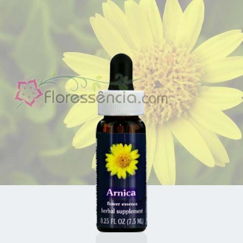 Arnica - 7,5 ml  - Floressência