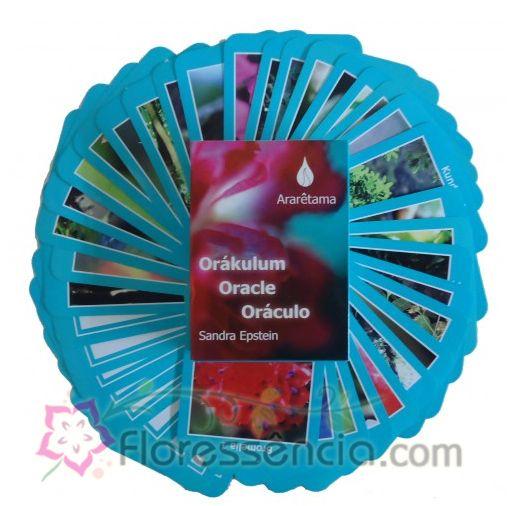 Baralho de Cartas Oráculo Florais da Mata Atlântica - Ararêtama  - Floressência