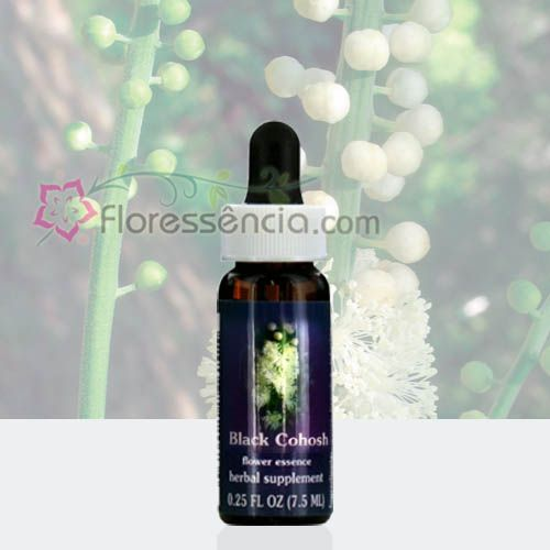 Black Cohosh - 7,5 ml  - Floressência