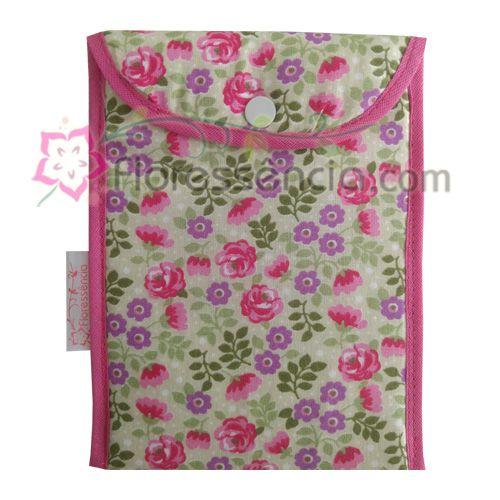 Bolsinha Aluminizada Porta Floral  - Floressência