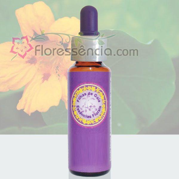 Capuchinha - 10 ml  - Floressência