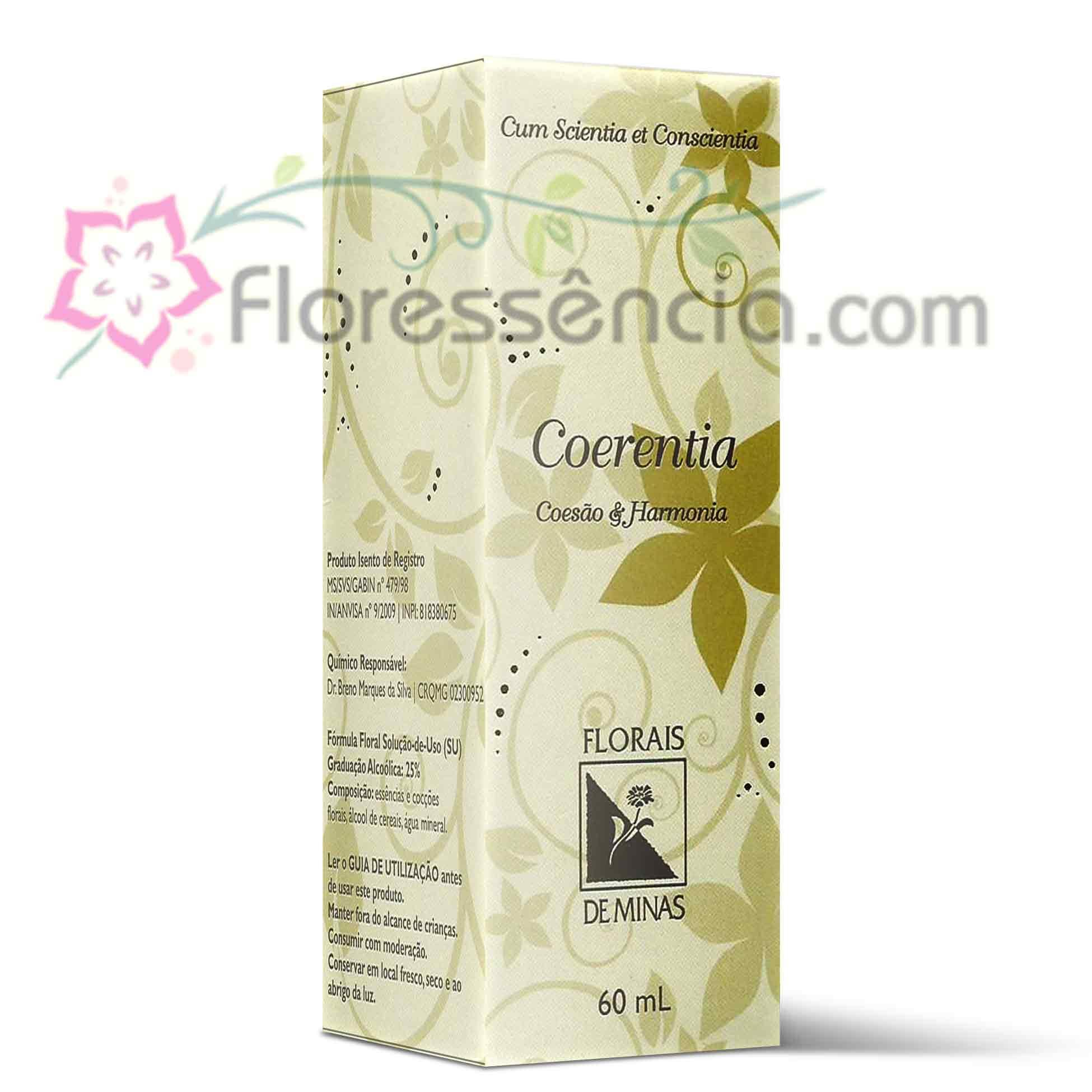 Coerentia - 60 ml  - Floressência