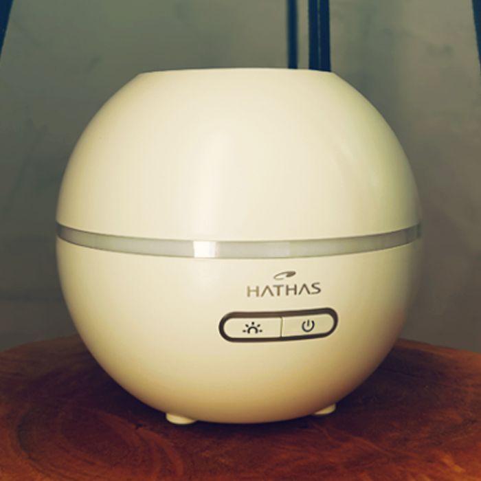 Difusor de Aromas MOON BRANCO 5 em 1 - Hathas  - Floressência