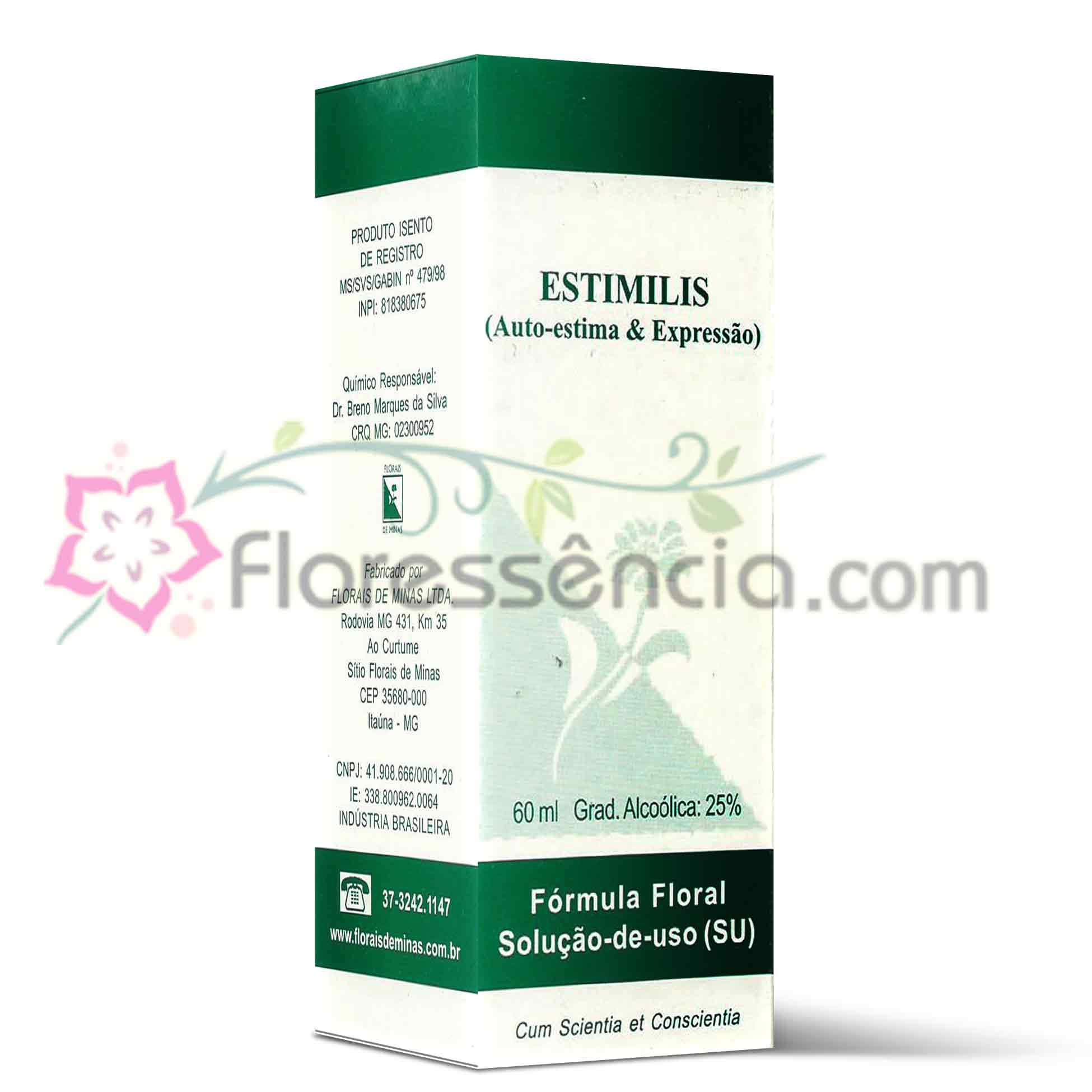 Estimilis - 60 ml  - Floressência