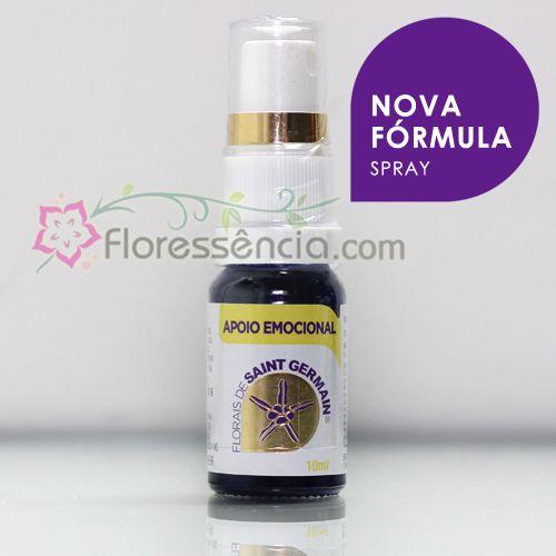 Fórmula Apoio Emocional Spray uso oral - 10 ml  - Floressência