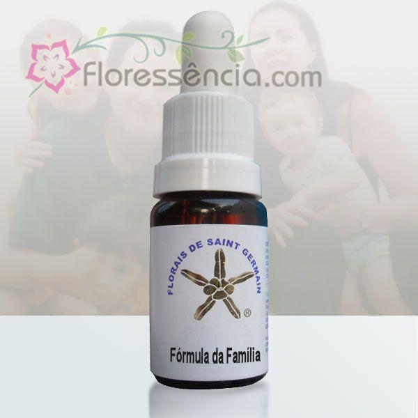 Fórmula da Família - 10 ml  - Floressência