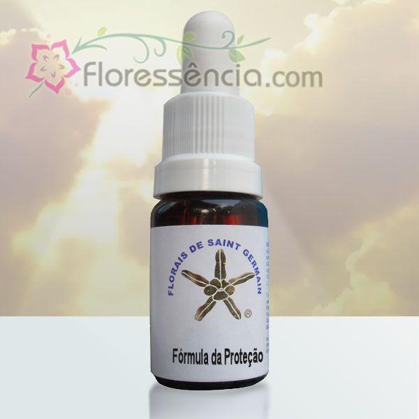 Fórmula da Proteção - 10 ml  - Floressência