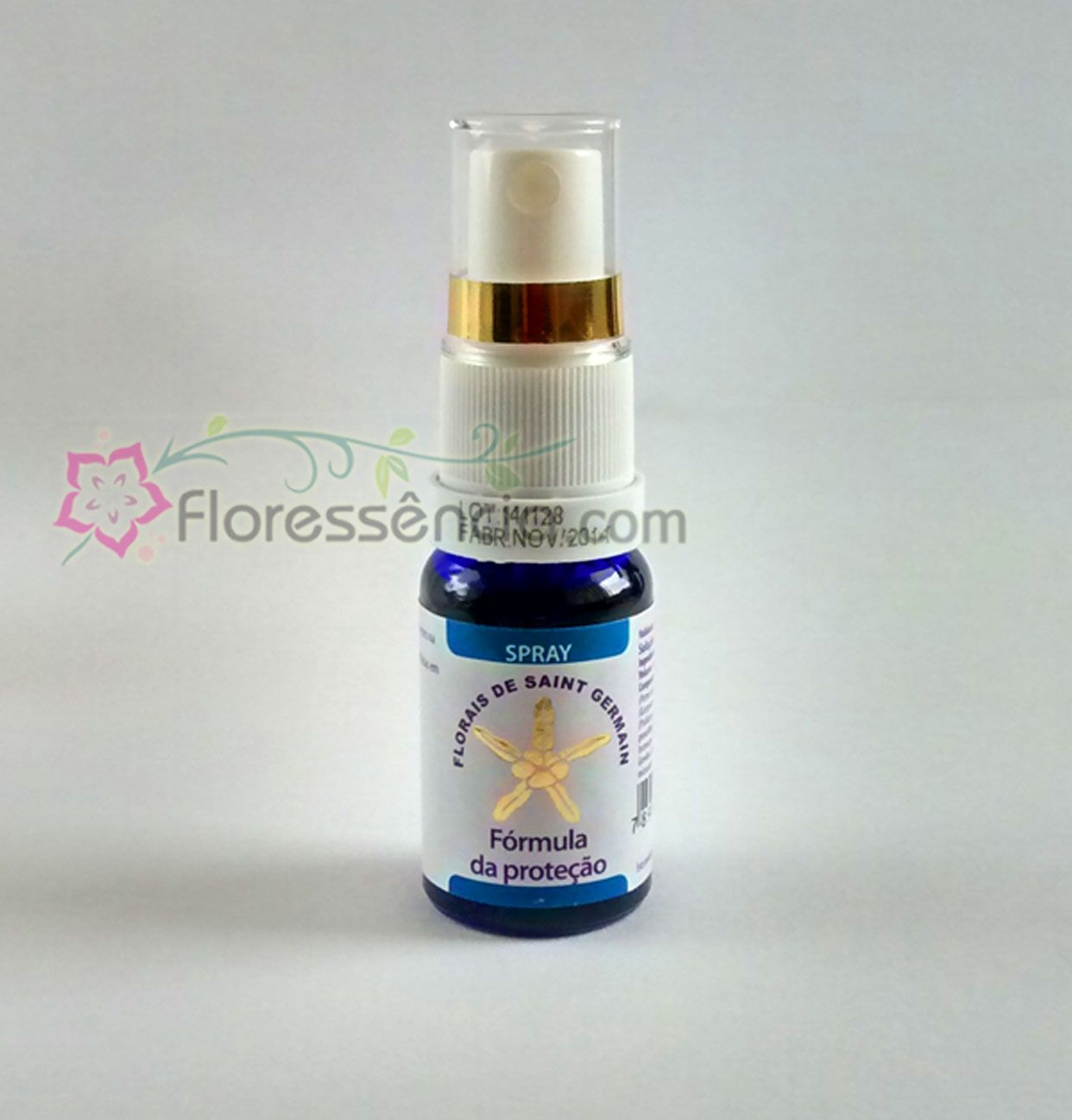 Fórmula da Proteção Spray  uso oral - 10 ml  - Floressência