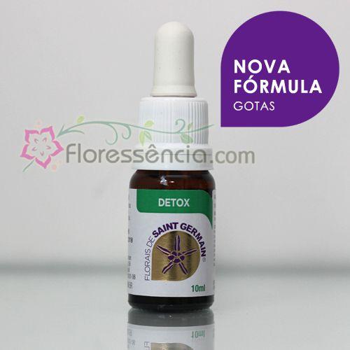 Fórmula DETOX - 10 ml  - Floressência