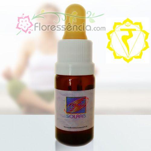 Fórmula do 3º Chakra - 10 ml  - Floressência