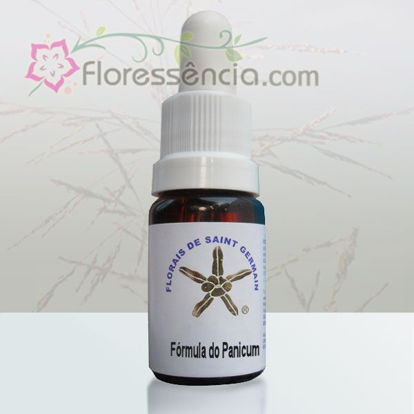 Fórmula do Panicum - 10 ml  - Floressência