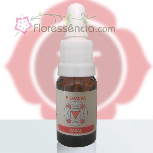 Fórmula do Primeiro Chacra - 10 ml  - Floressência