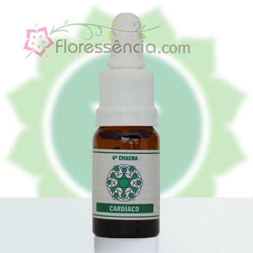 Fórmula do Quarto Chacra - 10 ml  - Floressência