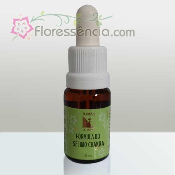 Fórmula do Sétimo Chacra - 10 ml  - Floressência