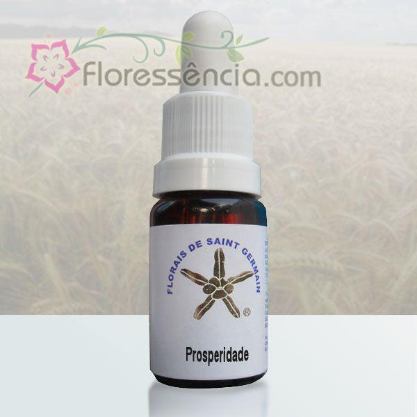 Fórmula Prosperidade - 10 ml  - Floressência