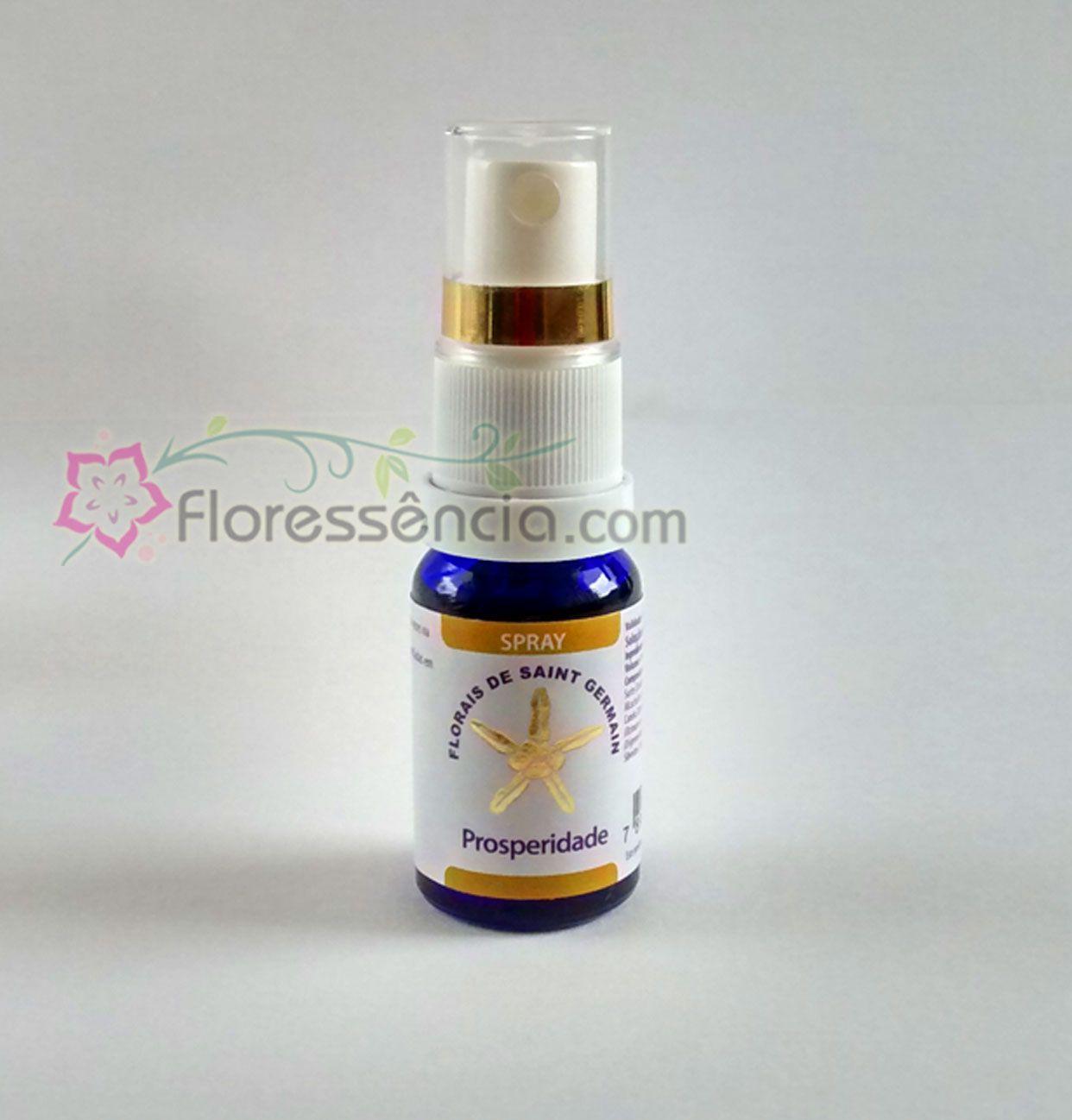 Fórmula Prosperidade Spray uso oral - 10 ml  - Floressência