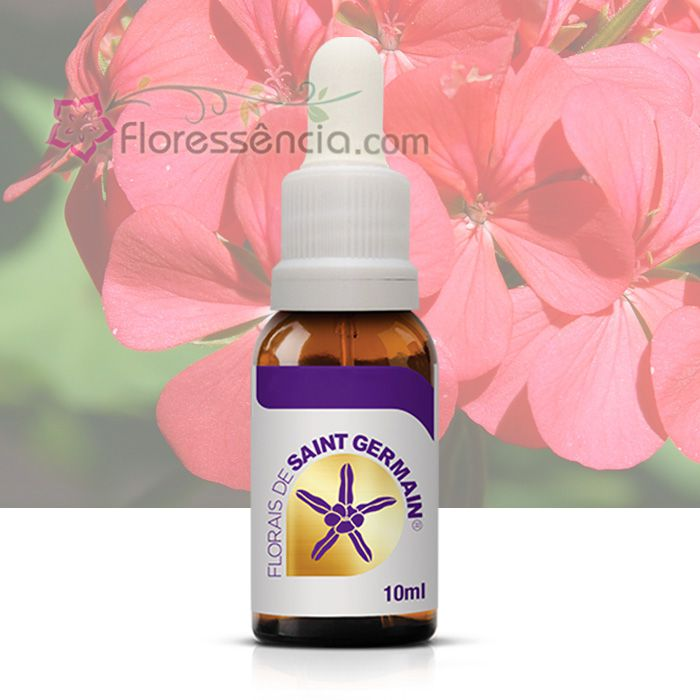 Gerânio - 10 ml  - Floressência
