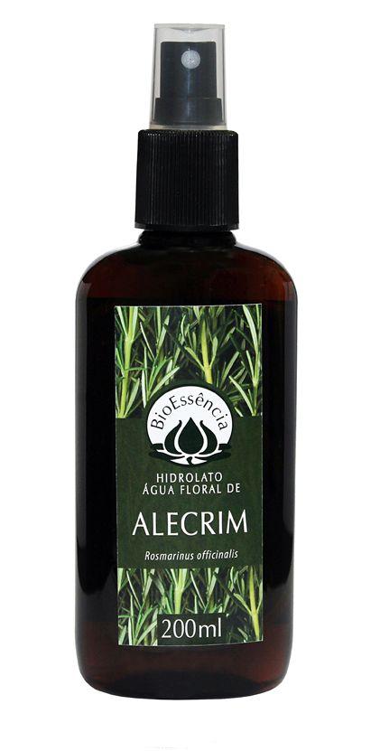 Hidrolato de Alecrim - 200 ml  - Floressência