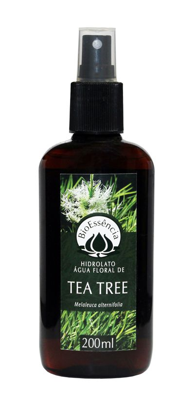 Hidrolato de Tea Tree - 200 ml  - Floressência