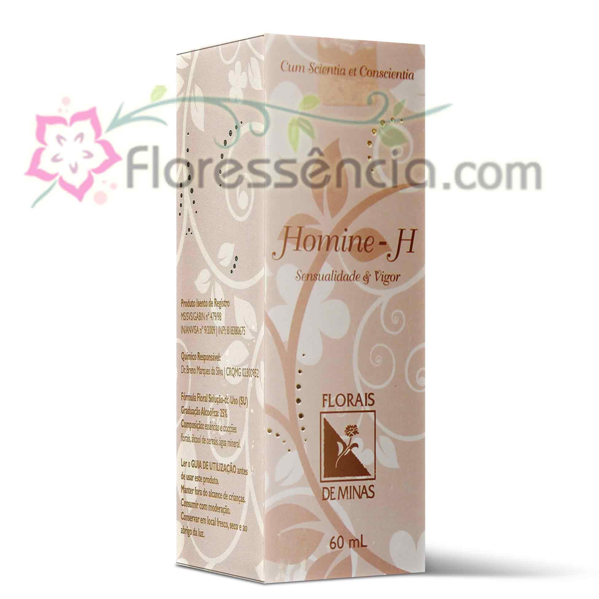 Homine-H - 60 ml  - Floressência