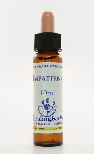 Impatiens - 10 ml  - Floressência