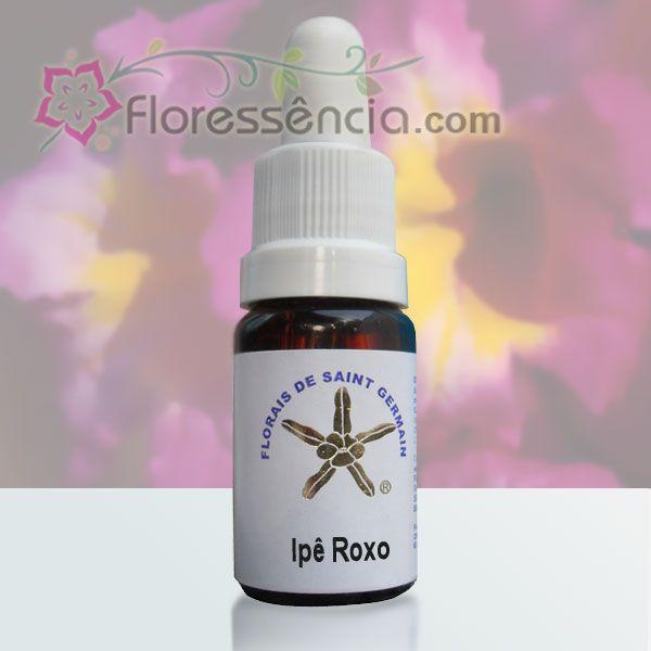 Ipê Roxo - 10 ml  - Floressência