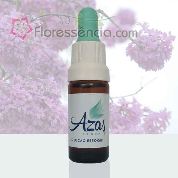 Ipê Roxo - Azas Florais - 10 ml  - Floressência