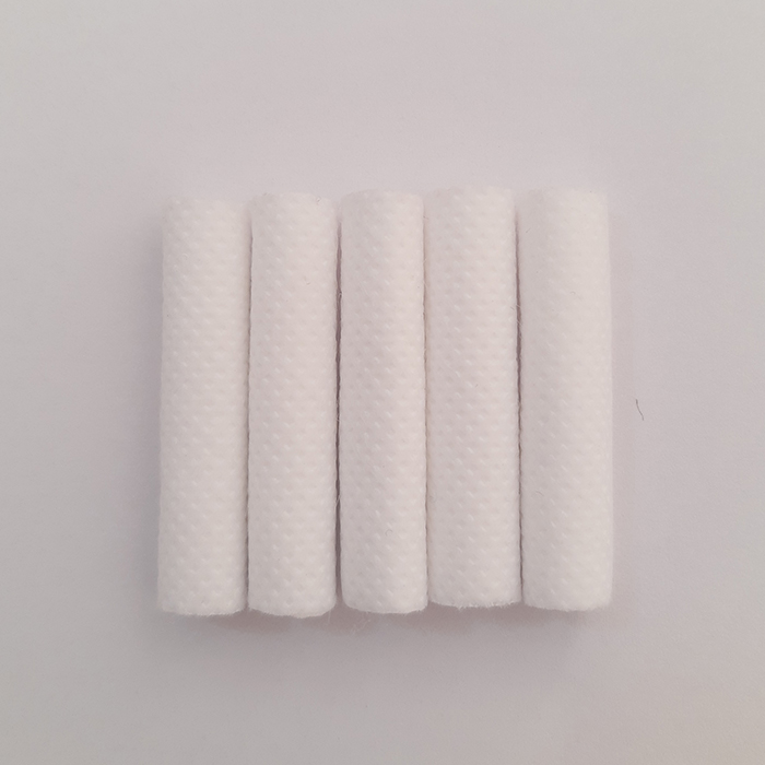 Kit 5 Refis de Algodão para Inalador Nasal  - Floressência
