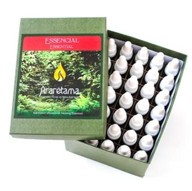 Kit Florais Ararêtama - 35 frascos (15 ml)  - Floressência