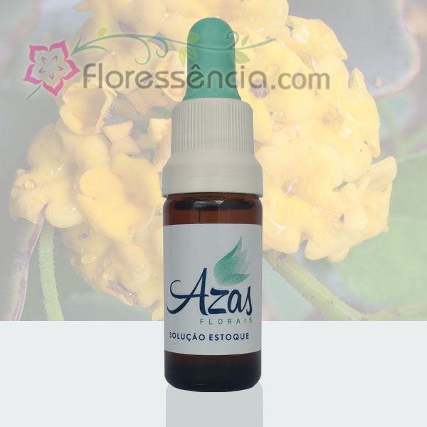 Lantana Amarela - 10 ml  - Floressência